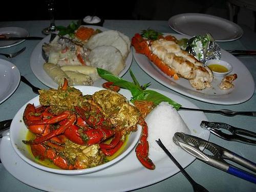 船上レストラン ティコスでの豪華ディナー