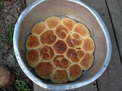 エレノアのパン